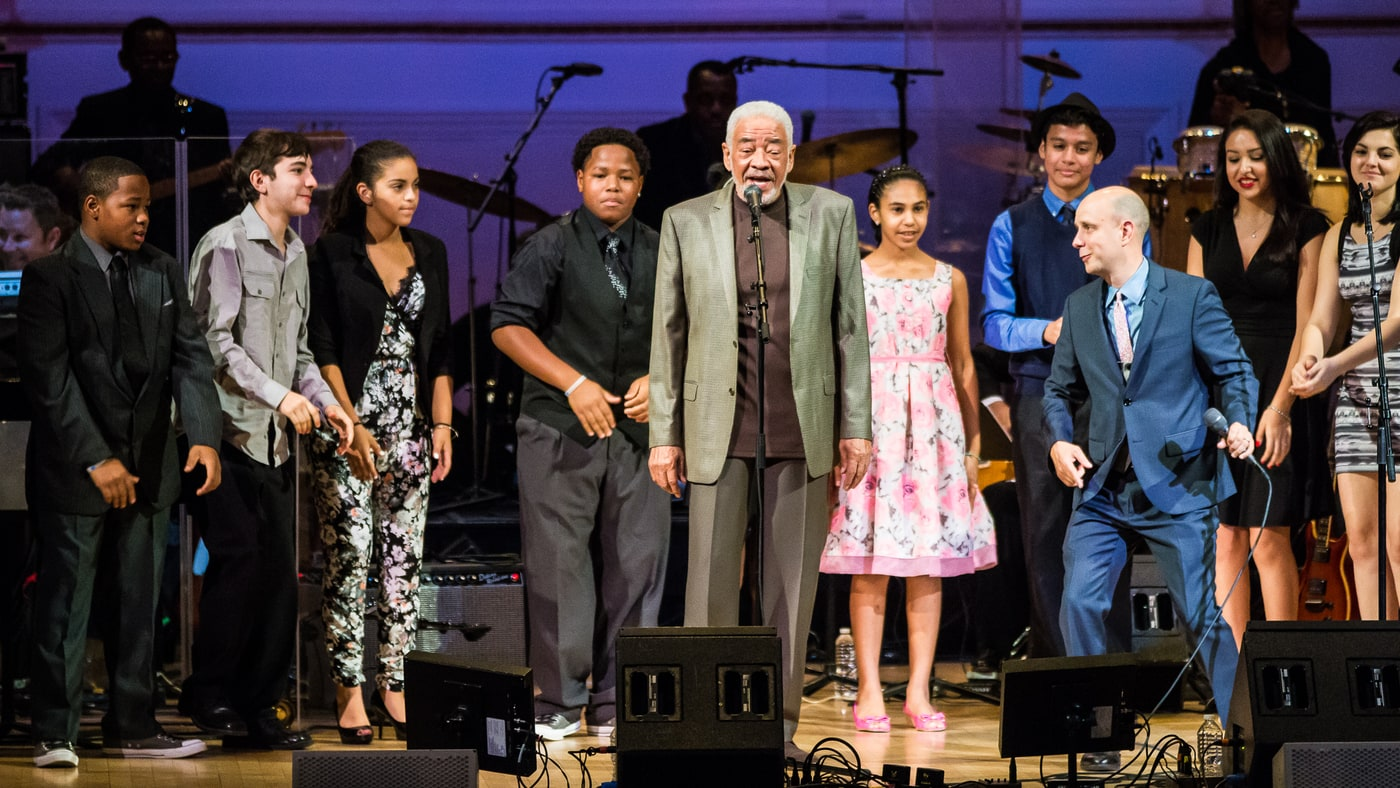 Bill Withers Carnegie Hall Tribute Concert