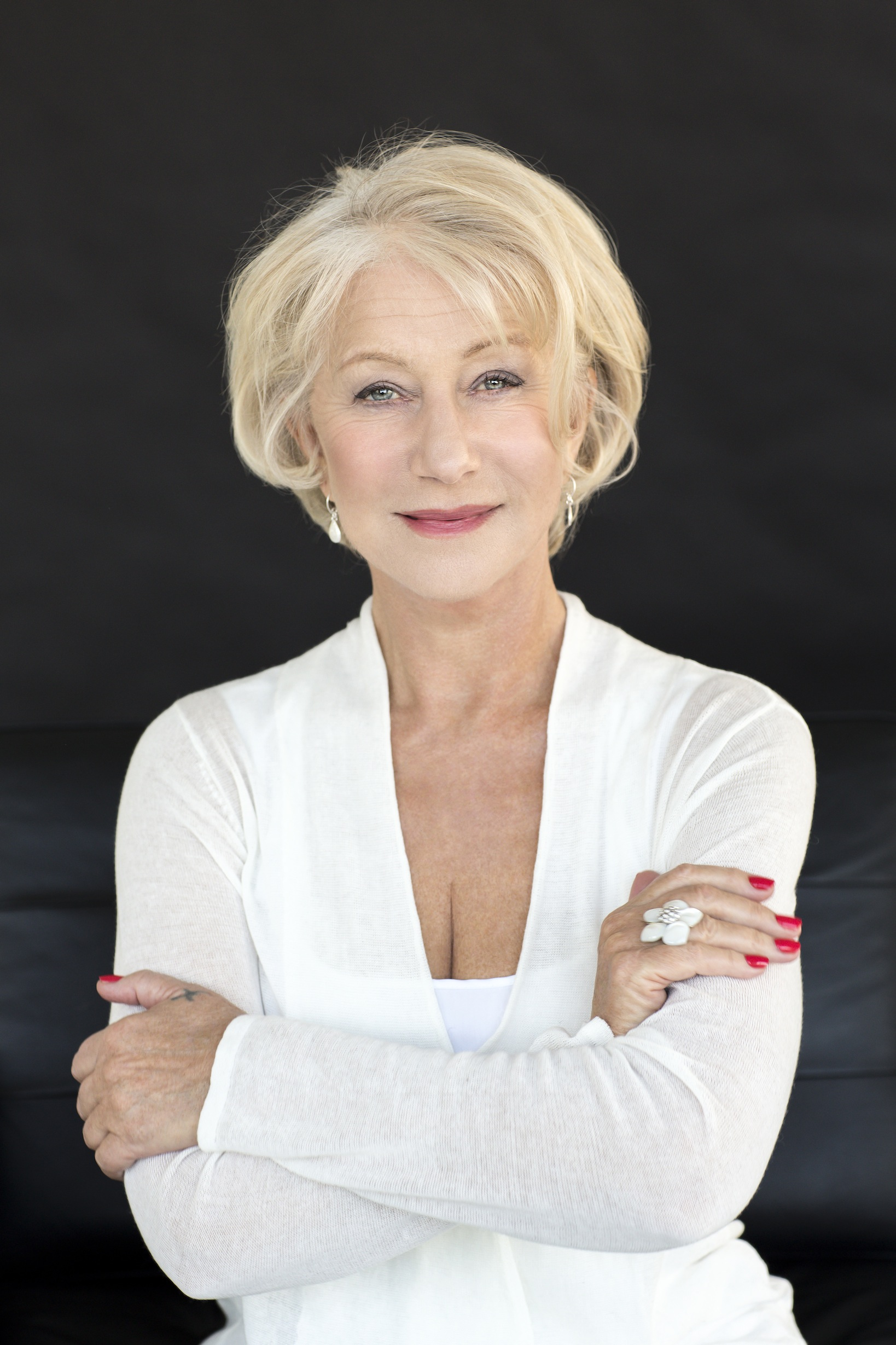 Helen Mirren Say The Stuttering Association For The Young