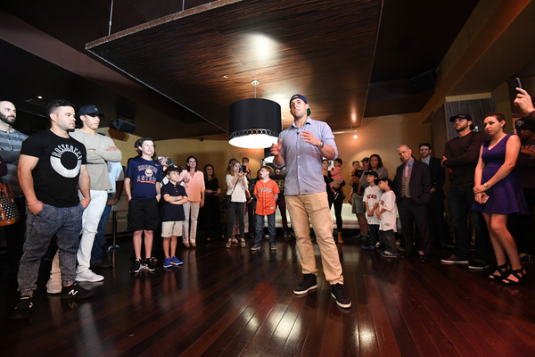 George Springer Bowling Benefit – Third Annual – 2017