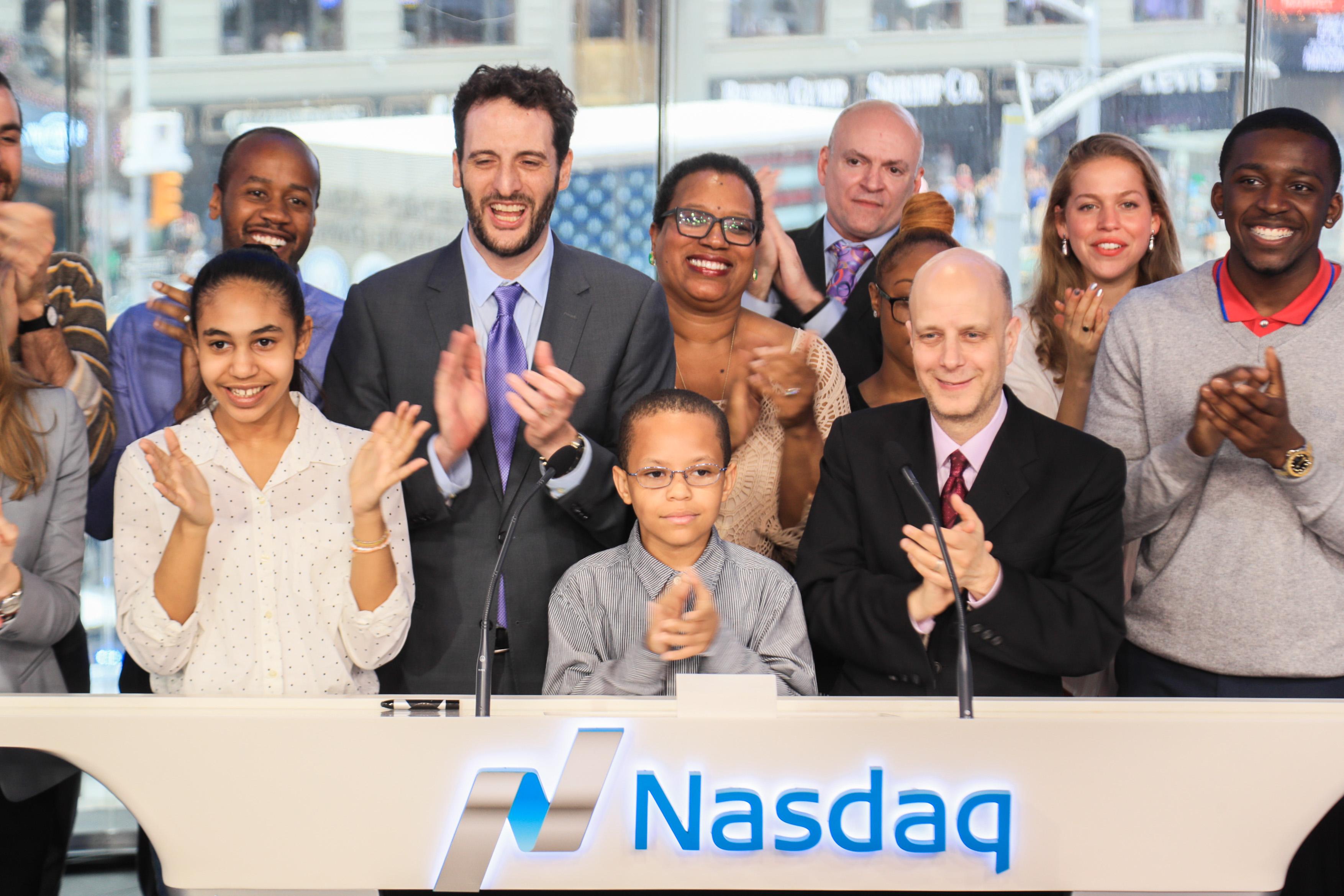 World SAY Day at NASDAQ