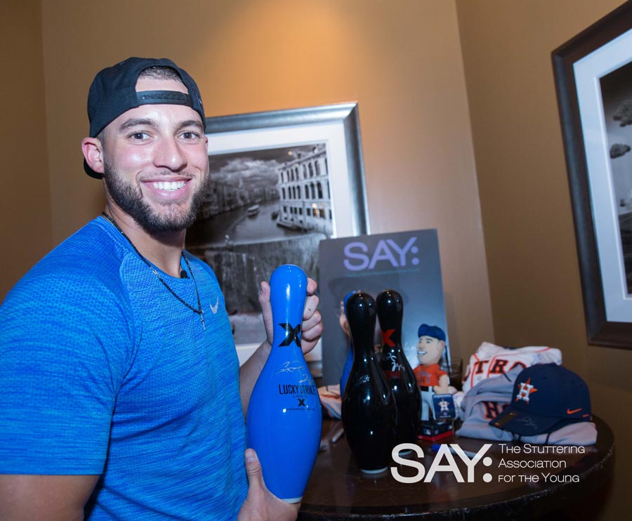 George Springer Bowling Benefit – Third Annual – Hosted June 11, 2017