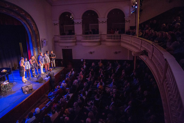 Kelli O'Hara Benefit Concert for SAY – Dec 6