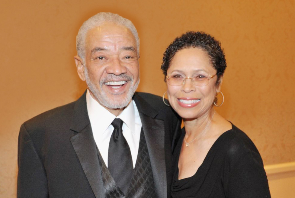 Marcia Withers and Bill Withers