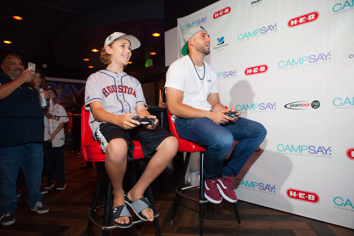 Event – George Springer Bowling Benefit – Fifth Annual – 2019