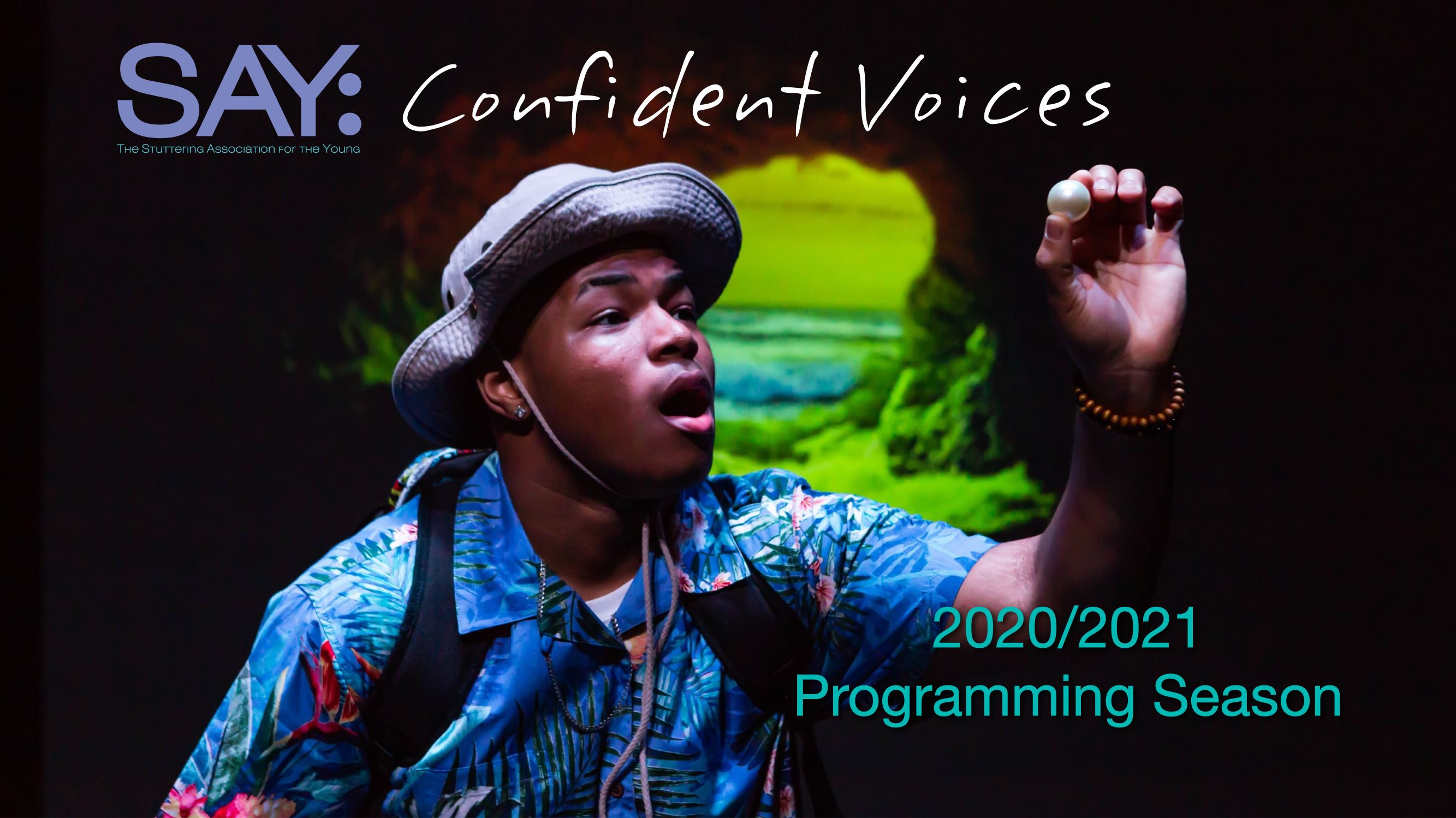 SAY: Confident Voices NYC