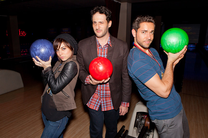 Paul Rudd Bowling Benefit – Second Annual