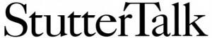 StutterTalk podcast logo
