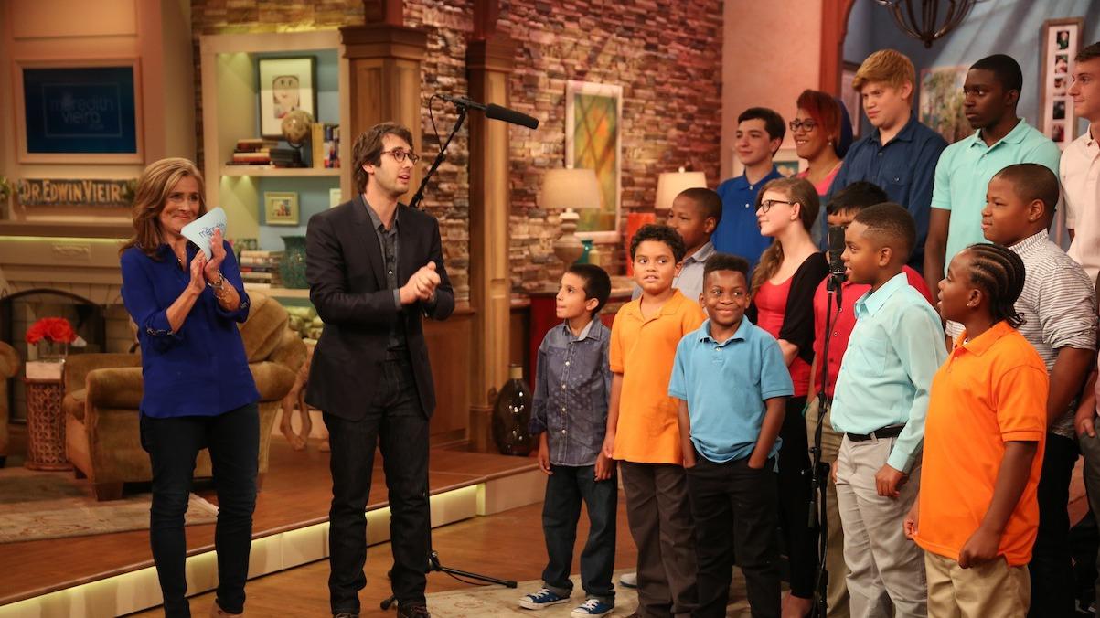 SAY Kids on Vieira Show