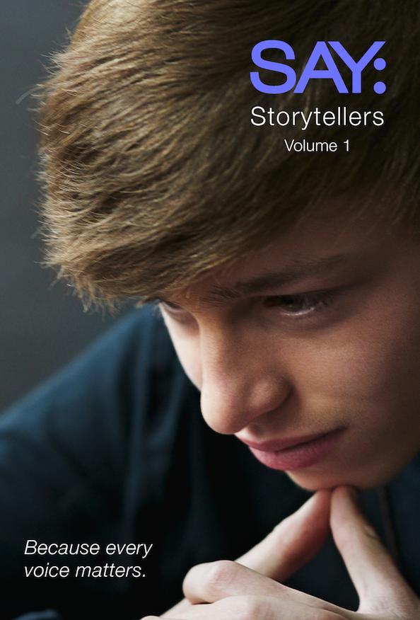 SAY: Storytellers book, volume 1
