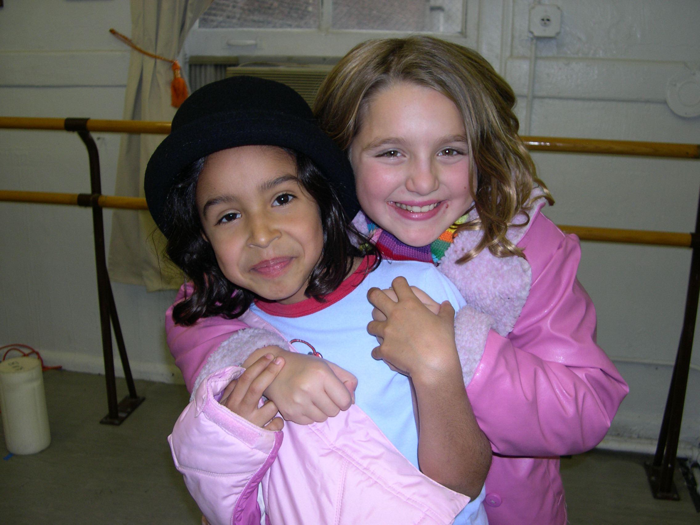 Julianna Padilla & Victoria Perlman