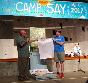 A Camp That Invites Our Unique Voices to Soar by Vince Vawter