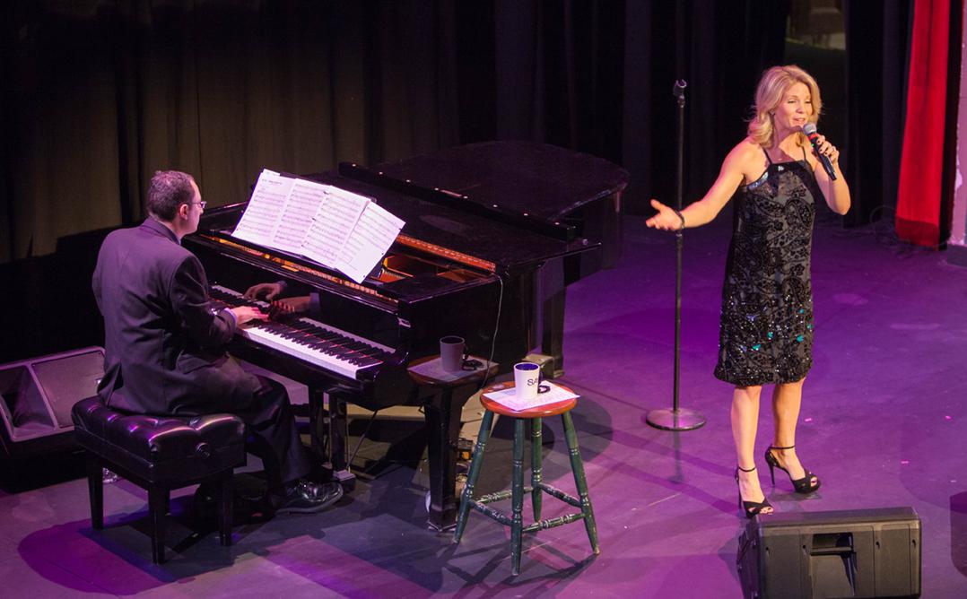 Kelli O'Hara Benefit Concert for SAY-2017