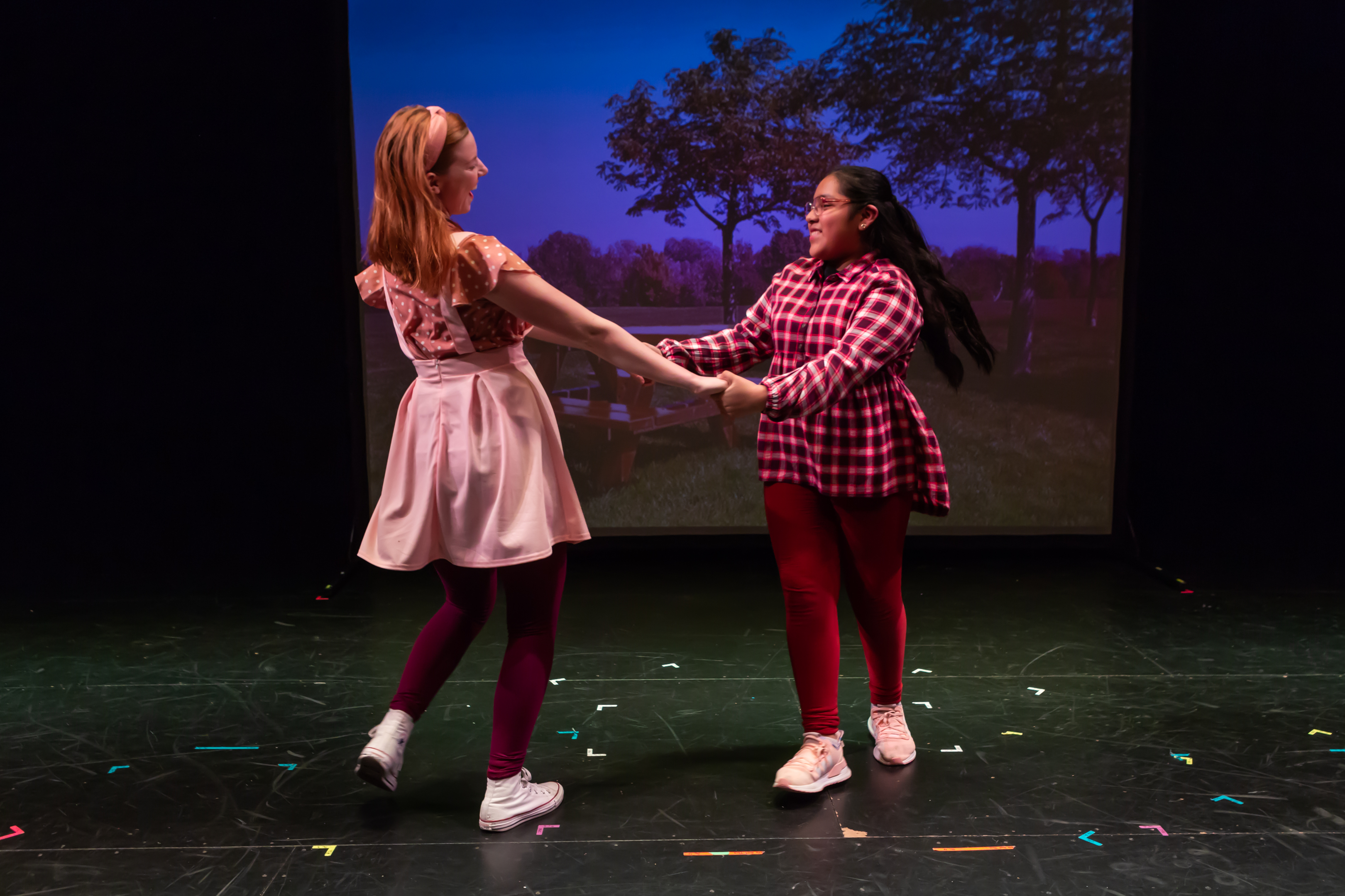 SAY Confident Voices Short Play Project