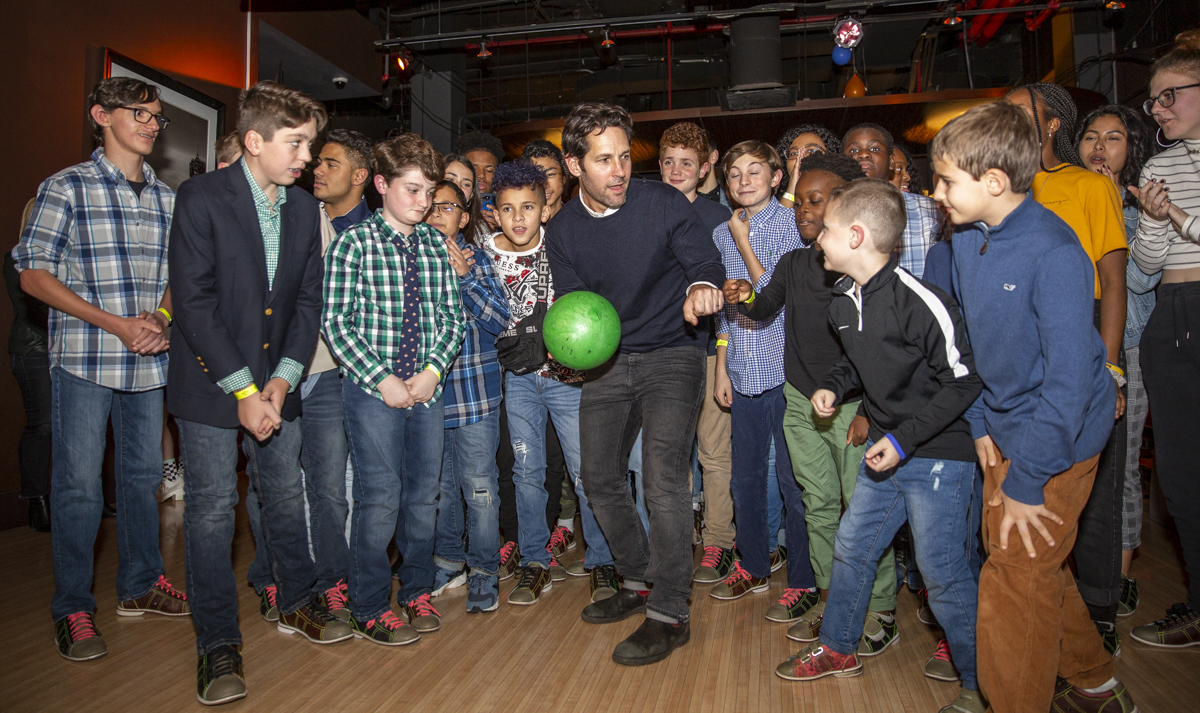 Paul Rudd's 8th Annual All-Star Bowling Benefit