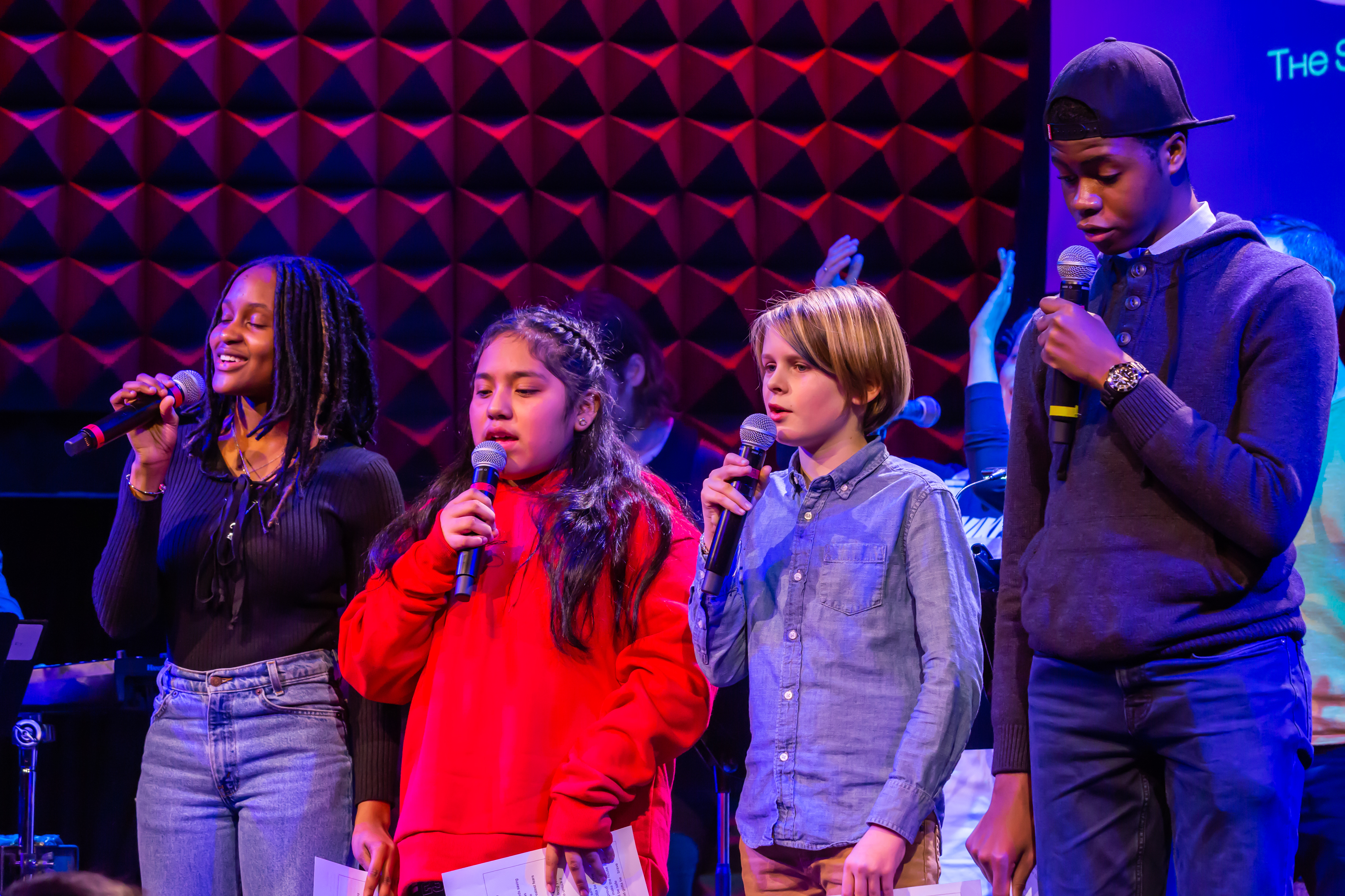 Confident Voices Songwriting Project Performance – 2020