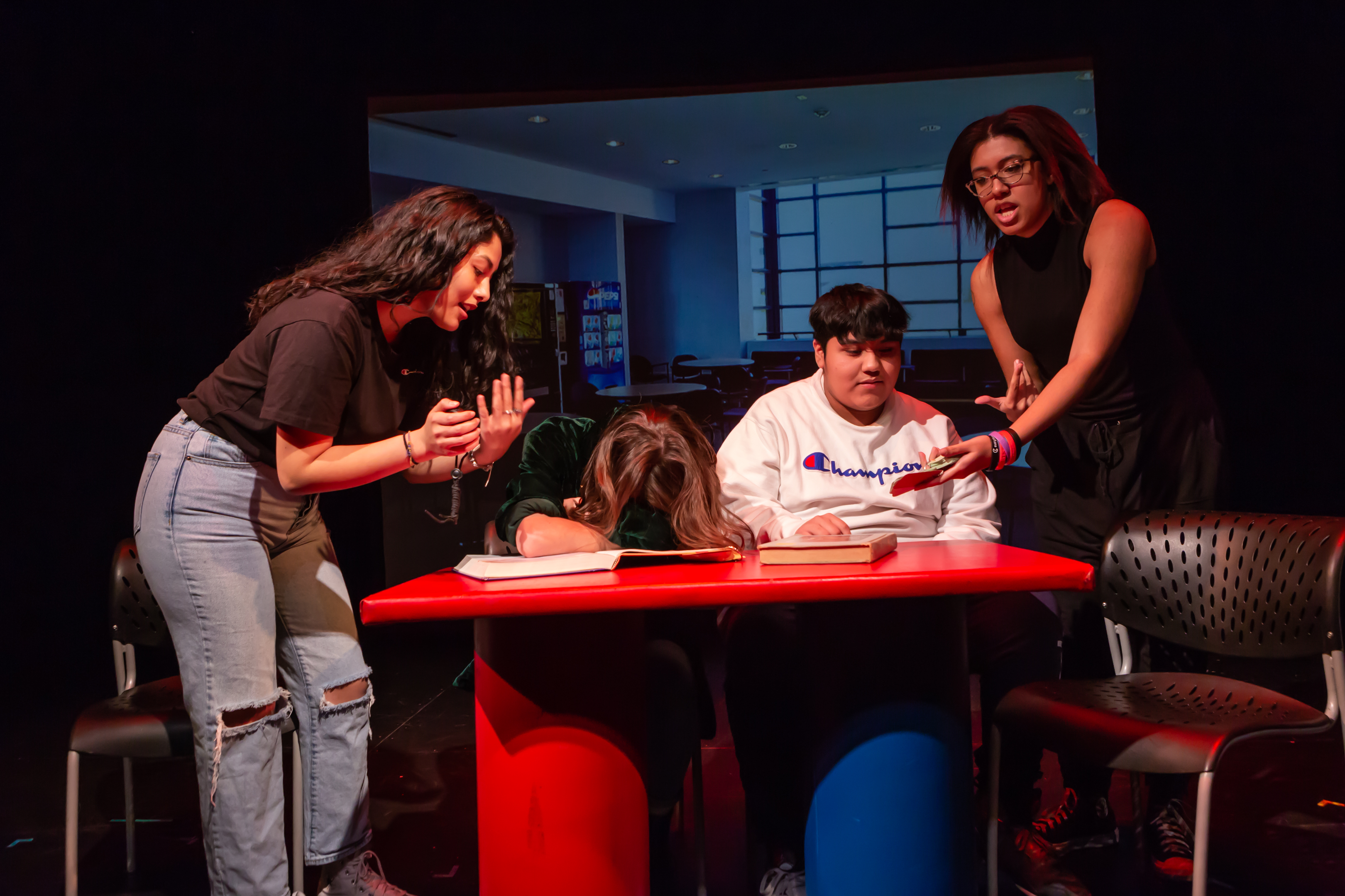 Confident Voices Short Play Project Performances