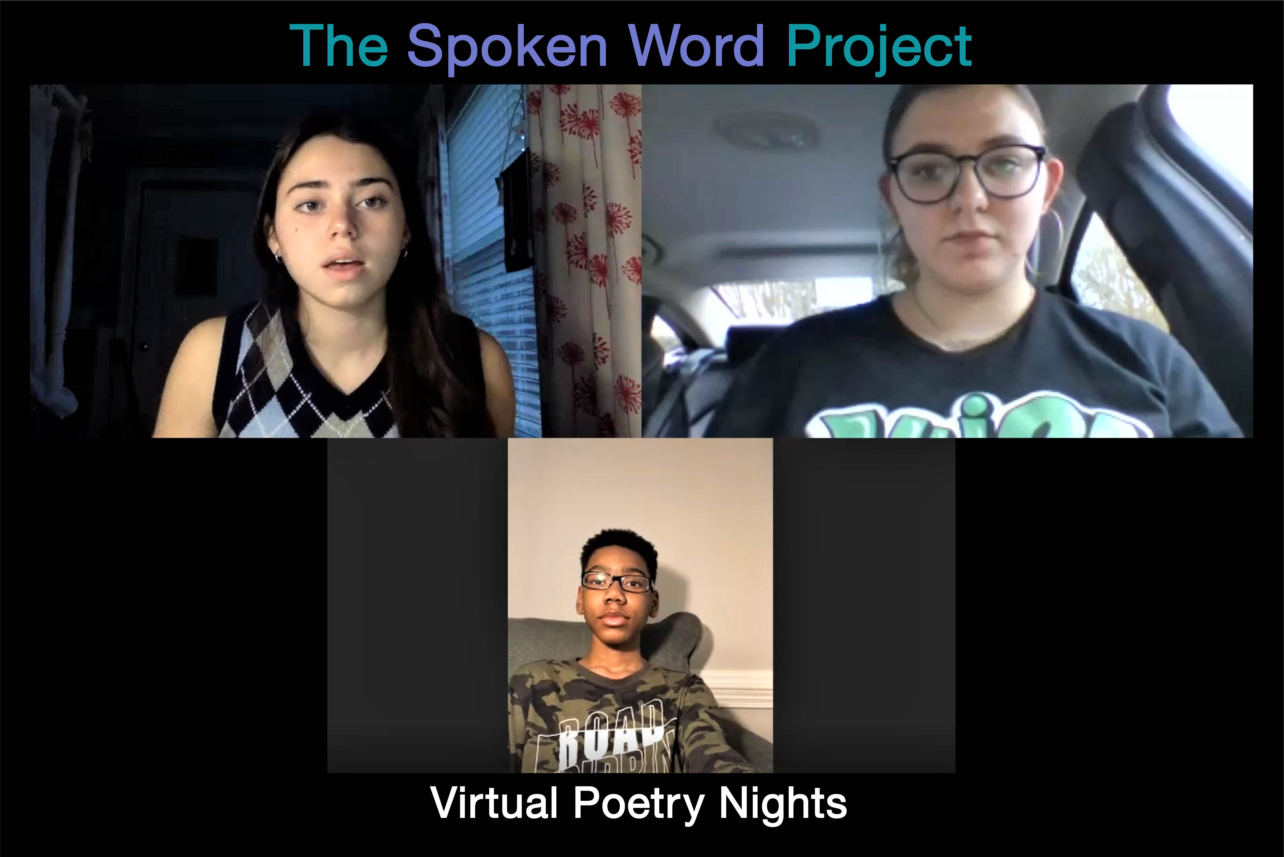 SAY Confident Voices Spoken Word Project