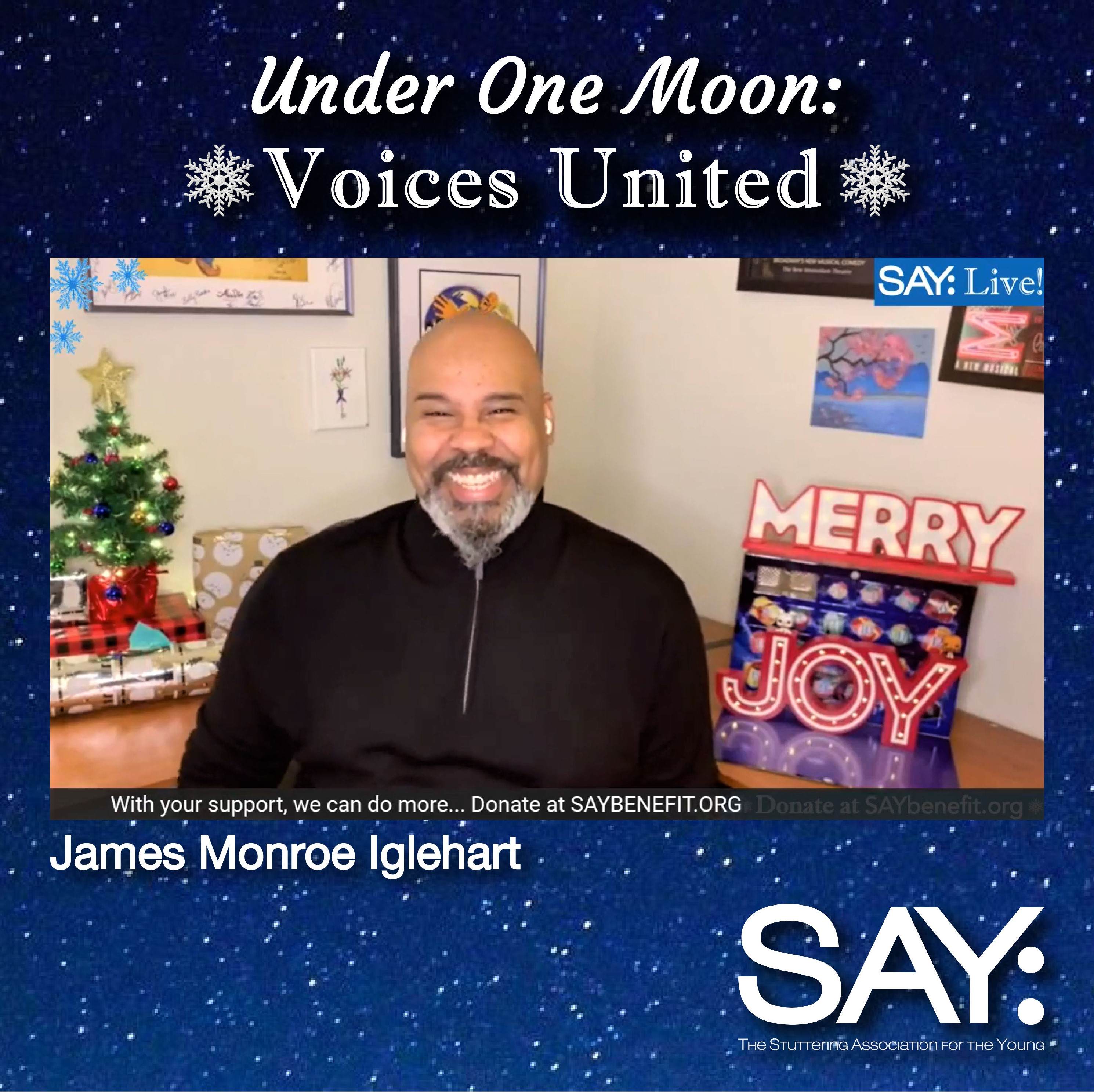 Under One Moon: Voices United – WRAP